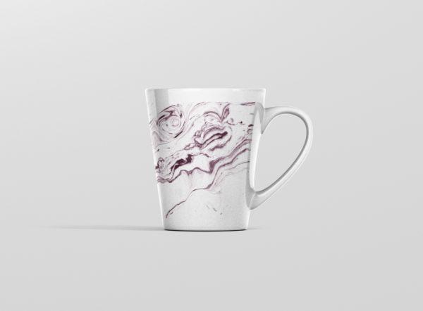 Hrnicek mramor cernobily latte