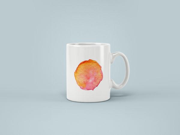 Hrnicek se jmenem vodovky oranzovy